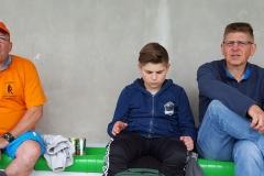 20 Mai 2018.Tribune Paul Robbe Pontarlier.Les supporters avant match _123752 (10)