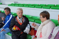 20 Mai 2018.Tribune Paul Robbe Pontarlier.Les supporters avant match _123752 (4)