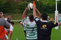 27.05.2018. Match RTC-MOULINS à Paray
