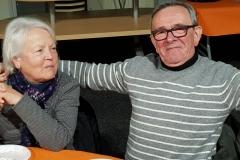 2018 14 Déc. 10° A. Madeleine et Yannick Espour, des fidèles supporters depuis plus de 50 ans !!_214249